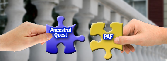 AQ and PAF Puzzle Pieces image