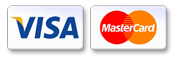 Visa and MasterCard welcomed